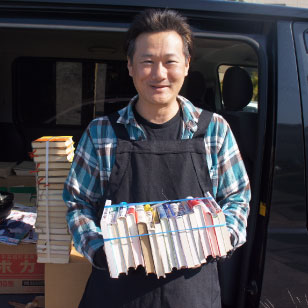 名古屋市北区で遺品整理・遺品買取|名古屋市・愛知県全域の古本出張買取なら河島書房へ!