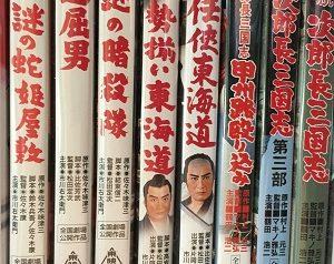 ご遺品の整理に伴いDVD大量買取/愛知県小牧市