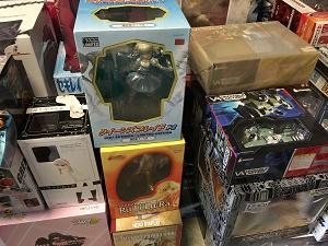 愛知県瀬戸市にてアニメDVDボックス、おもちゃ出張買取