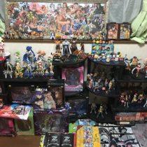 愛知県知多郡美浜町にて、おもちゃ、DVD等を大量出張買取