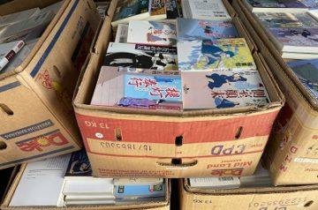 ご遺品の時代小説文庫を1513冊、愛知県春日井市にて出張買取致しました。