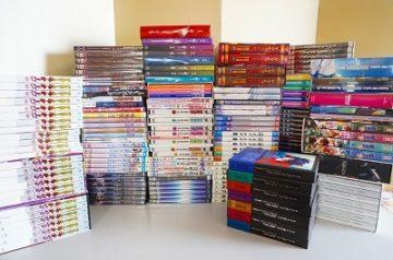岐阜県瑞浪市にて怪獣映画DVD、ゲゲゲの鬼太郎DVDボックス等を出張買取