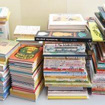 児童読み物、絵本等を中心に名古屋市中区にて出張買取致しました。